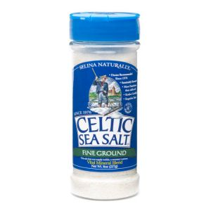 Celtic Sea Salt Fine Ground Shaker Jar 227g