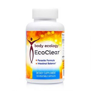 Body Ecology Ecoclear 120 Caps
