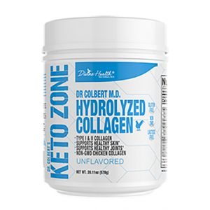 Divine Health Hydrolyzed Chicken Collagen Powder Unflavoured 570g
